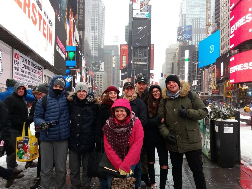 Progetto studenti ambasciatori delle nazioni unite per il for Alloggi per studenti new york